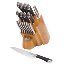 Fusion 18 Piece Knife Block Set
