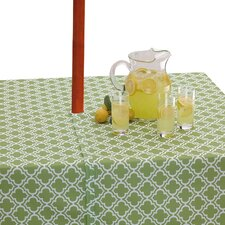 Lattice Umbrella Tablecloth