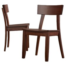 Farwell Solid Wood Dining Chair (Set of 2)