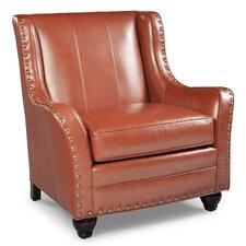 Nailhead Trimmed Armchair by Fairfield Chair