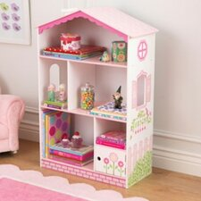 "Dollhouse Cottage 38"" Bookcase"