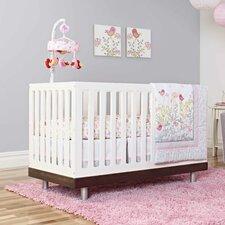 Botanica 3 Piece Crib Bedding Set
