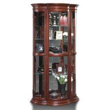 Doubleday Curio Cabinet by Astoria Grand