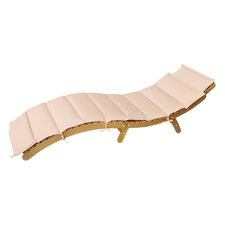 Bora Bora Sun Lounger with Cushion
