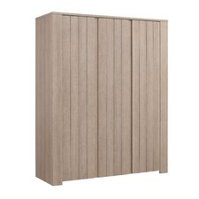 Naturela 3 Door Wardrobe