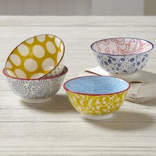 8 oz. Stoneware Bowl (Set of 4)