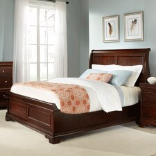Provence Sleigh Bed
