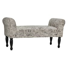 Bailee Entryway Bench by Cortesi Home
