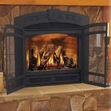 Fireplace Screen Kit - Arched