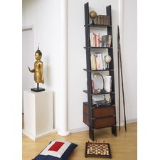 Library 97 Leaning Bookcase by Authentic Models