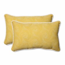 Nabil Outdoor Lumbar Pillow (Set of 2)