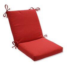 Tweed Dining Chair Cushion