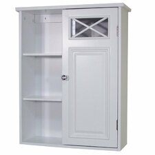 "Coddington with Single Door and Shelves 20"" W x 25"" H Wall Mounted Cabinet"