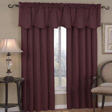 "Lanesville 42"" Synthetic Curtain Valance"