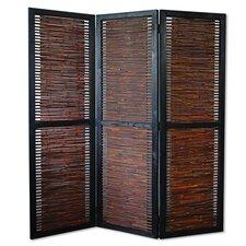 """Saez 72"""" x 60"""" 3 Panel Room Divider"""