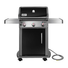 Spirit® E-310™ 3-Burner Natural Gas Grill with Cabinet