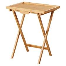Ellsworth Folding TV Tray Table by August Grove