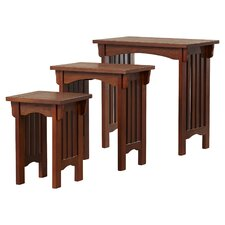 O meara 3 Piece Nesting Tables by Charlton Home