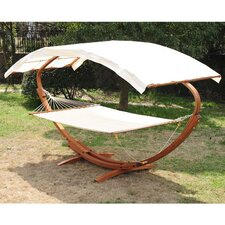Cotton Hammock with Stand
