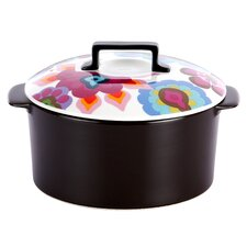 Gala 1.9 Qt. Super Cooker Ceramic Round Dutch Oven