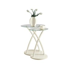 2 Piece Nesting Table by Monarch Specialties Inc.