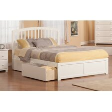 Ahoghill Storage Panel Bed