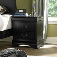 Bader 2 Drawer Nightstand by Darby Home Co