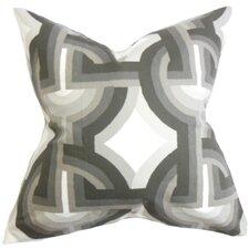 Westerlo 100% Cotton Throw Pillow