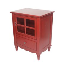 Cohen 1 Drawer Accent Cabinet by Lark Manor