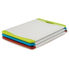 Universal 20cm x 29cm Cutting Board Set (Set of 3)