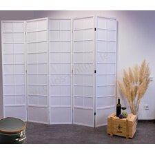 3-tlg. Raumteiler Shiro Style, 171 x 125 cm