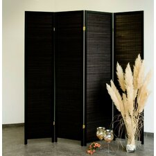Raumteiler Wood, 4-teilig, 179 x 165 cm