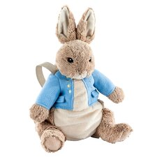 Peter Rabbit Backpack Figure