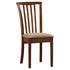 Peru Side Chair with Cushion (Set of 2)