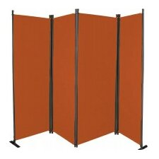 153 x 210cm 4-Piece Room Divider