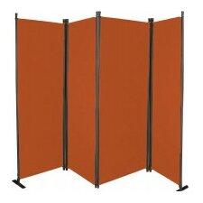 4-tlg. Raumteiler Bezüge, 152.5 cm x 210 cm