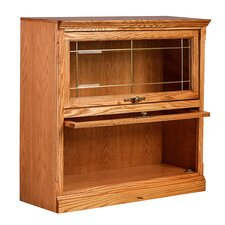 Traditional Legal Barrister Bookcase