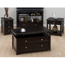 Cusick Coffee Table Set by Darby Home Co