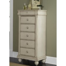 Pinesdale 5 Drawer Lingerie Chest