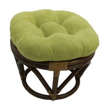 Lafitte Papasan Ottoman by Bay Isle Home