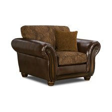 Simmons Upholstery Aske Armchair by Astoria Grand