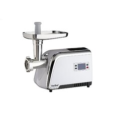 Stainless Steel Digital Meat Grinder