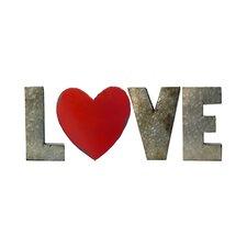 Love Wall Decor by VIP INTERNATIONAL