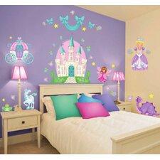 Princess Camryn Super Jumbo Appliqué Wall Decal