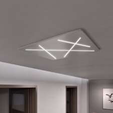 Tureis LED Brushstroke Flush Mount