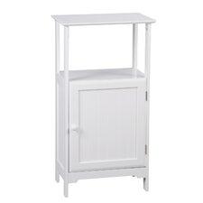 1 Door Storage Cabinet by Adeco Trading