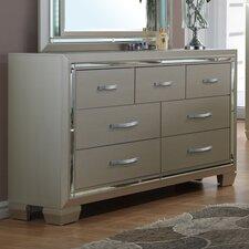Topol 7 Drawer Dresser by Mercer41™