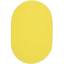 Saiha Yellow Indoor/Outdoor Area Rug