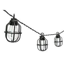 Edison 10-Light Lantern String Lights
