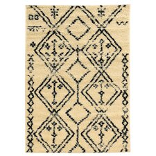 Westland Ivory/Black Indoor/Outdoor Area Rug